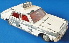 DINKY No255 FORD ZODIAC POLICE CAR. 1967-71. UK DISPATCH