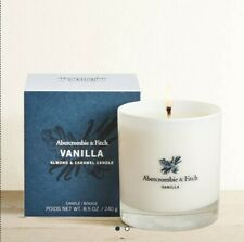 Abercrombie & Fitch - Vanilla Candle 8.5OZ - New in Box - Discontinued