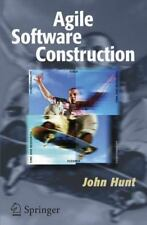 Agile Software Construction by John Hunt (2005, Mixed Media)