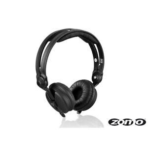 Zomo Pad Set Black PU Faux Leather For Sennheiser HD-25 1 Pair