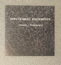"Nocturnal Emissions Zeneca 7"" NEW Lustmord SPK Zoviet France Portion Control LPD"