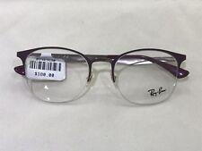 6d5daa427e NEW Ray Ban RB6422 (3007) Bordeaux 51  19 140 Eyeglasses Frame