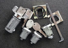 1971-1972 Buick Riviera Ignition Door Trunk Locks Lock