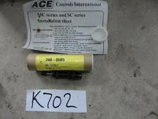 ACE CONTROLS MC 75 M-3       STOCK K702