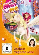 DVD  * MIA AND ME - ONCHAOS MAGISCHE GABE (VOL 4)  # NEU OVP