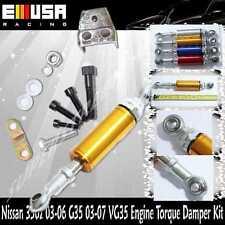 For 2003-2006 Nissan 350Z Engine Damper Kit GOLD