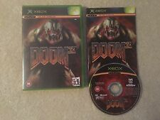 Doom 3 Game On The Original Xbox