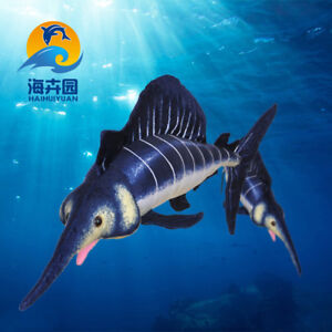 New Big sailfish Toy Plush Stuffed Animal Ocean Fish Pillow Amazing Gift 112CM