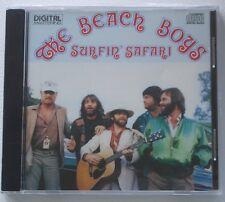 NEW The Beach Boys Surfin' Safari  Rare Import  CD  Japan Pressing