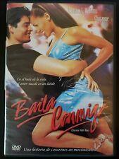 Baila Conmigo Dance With Me VERY RARE OOP DVD WITH CASE INSERT & ARTWORK