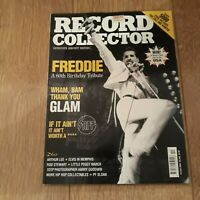 RECORD COLLECTOR MAGAZINE ~ OCTOBER 2006 No.328 FREDDIE MERCURY GLAM ROCK