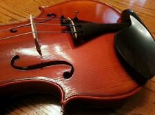 Old French Style Violin 4/4 Paul Bailey 1908 With Case/Bow (Summer Sale)