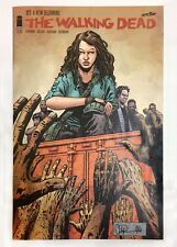 The Walking Dead #127 1st Print Image 2013 NM 9.4 1st Outcast Negan TV FREE SHIP