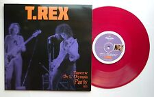 "T.REX : TAVERNE DE OLYMPIA LIMITED EDITION 10"" PURPLE VINYL - * DELETED ALBUM"