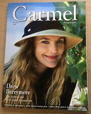 Carmel Magazine Holiday 2016  Drew Barrymore