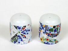 Mini Salero Pimentero Gaudi Salt and Pepper Shaker Museo Merchadising Nuevos