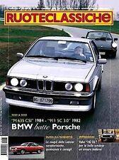 RUOTECLASSICHE N. 182  2004 - LANCIA 037 RALLY, BMW M 635 CSi, FIAT 125 SPECIAL