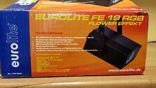 EUROLITE LED FE-19 Flowereffekt | gebraucht