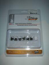 Set of 6 STRING SAVER High Performance Saddles GRAPHTECH Epiphone Tune-O-Matic