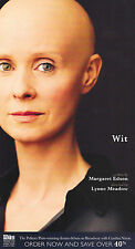 Cynthia Nixon in WIT - Broadway Promotional Mailer - 2012