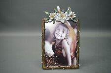Luxury Picture Frame Pewter With Rhinestone 18 CM X 12 CM