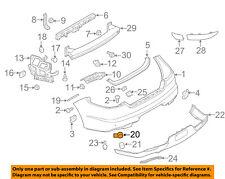 PORSCHE OEM 911 Parking Backup Back Up Reverse Distance-Sensor 5Q0919275BG2X