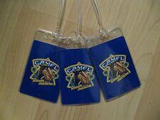Camel Cigarettes Luggage Tags - Joe Camel Mascot Vintage Playing Card Name Tag 3