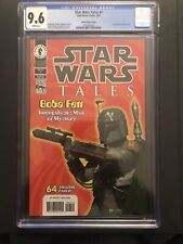 Star Wars Tales #7 CGC 9.6 NM 1st Ailyn Bel as Infant (Boba Fett's Daughter)