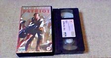 THE PATRIOT COLUMBIA TRISTAR UK PAL VHS VIDEO 2001 MEL GIBSON HEATH LEDGER