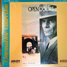 Open Doors / Italian w/ Eng Subs  - LASERDISC  Buy 6 for free shipping