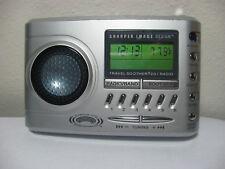 Sharper Image Travel Soother 20 Radio Alarm Clock Si621 Mint # 6528 u