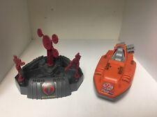 (2) G.I. Joe Toys Cobra Battle Barge and G.I. Joe Devil Fish L@@K!!!