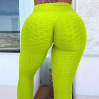 Women Gym Yoga Pants Sport Anti Cellulite Fitness Leggings Sexy & Tight Apparel