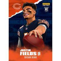 Justin Fields 2021 Panini NFL Draft Night Illusions #3 Rookie Cards PreSale
