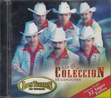 Los Tucanes De Tijuana La Mejor Coleccion De Canciones  2CD New Sealed