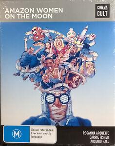 Amazon Women on the Moon Blu-Ray Region B New & Sealed With Slip Case