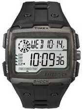 Relojes de pulsera Timex de goma de alarma