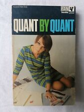 Quant By Quant 1967 Pan Books