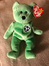 ty beanie baby kicks! With Errors! Very rare!