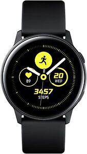 Samsung Galaxy Watch Active 40mm - Black (SM-R500NZKABTU) - Open Box