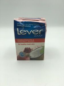 2 Lever 2000 Pomegranate & Coconut Water Bar Soap MADE IN USA  Bs87