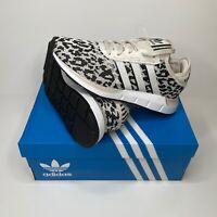 Adidas Swift Run X Leopard Running Shoes FY2998 Women's 7 8 8.5