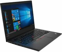 "New Lenovo ThinkPad E14 14"" FHD i5-10210U 8GB 256GB SSD Webcam FPReader Win10Pro"