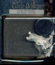 PRIVATEER PRESS HORDES PIP 72033 CIRCLE EPIC WARLOCK KRUEGER