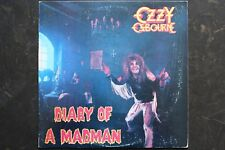 OZZY OZBOURNE  DIARY OF A MADMAN, A 12inch LP Vinyl Record