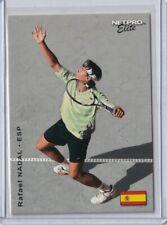 2003 Netpro Elite Rafael Nadal Rookie Card 1 of 2000 - PSA BGS GMA Beauty