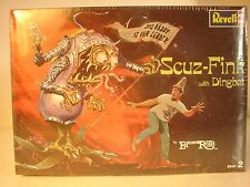 Sealed 2004 Ed Roth's Scuz-Fink with Dindbat. Model# 85-1309.
