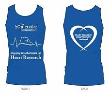 Heart Charity Technical Running Vest from The Somerville Foundation