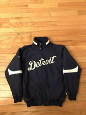 Detroit Tigers MLB Majestic Youth Insulated Bullpen Jacket Size M