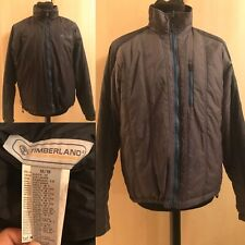 Men's Timberland Reversible quilted Jacket says M (more Like A Large )